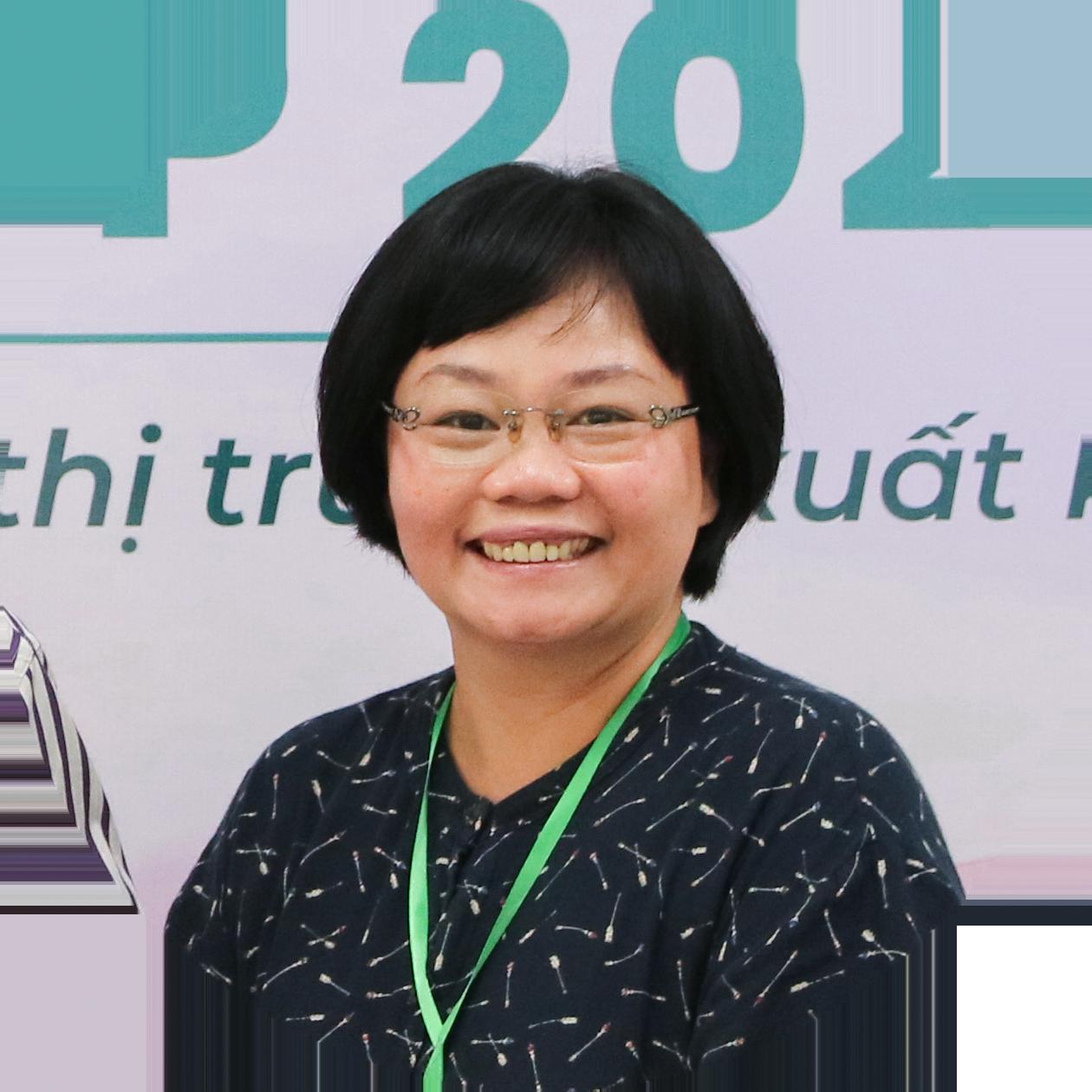 Chị Bùi Thị Hồng Hà